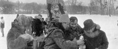 Масленица-1985.