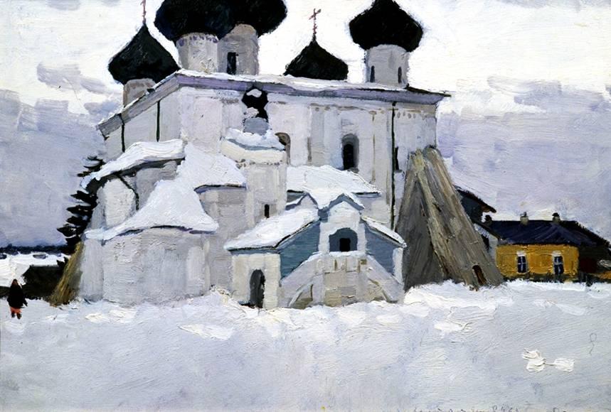 Владимир Стожаров. Собор Рождества Христова