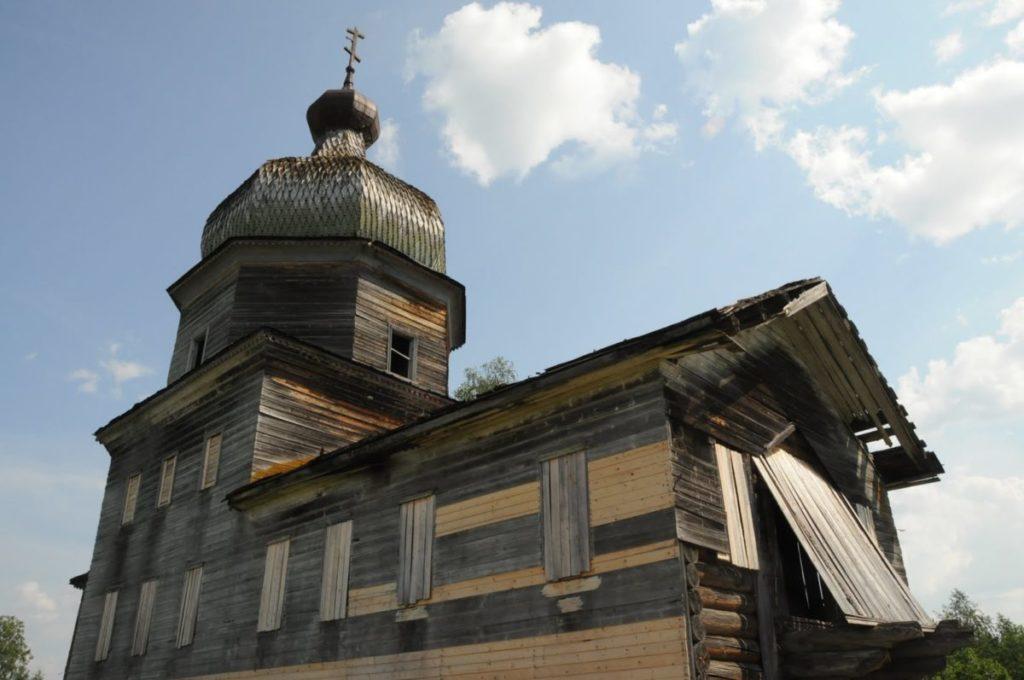 Гридинская, лето 2011